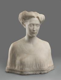 Christa's bust