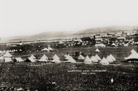 Klerksdorp Concentration Camp (1900 - 1902)